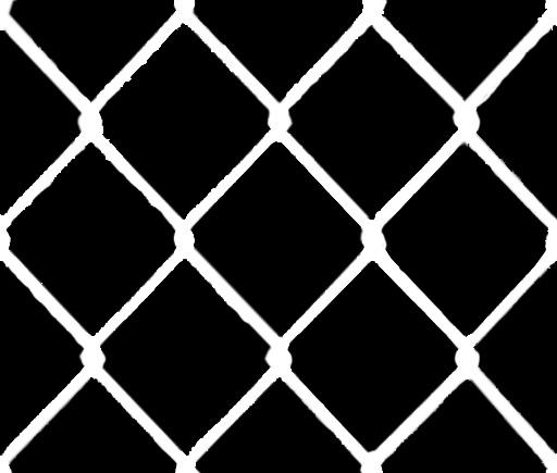 Site - Fences - Chainlink cutout