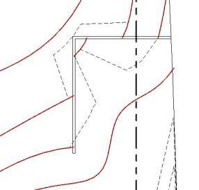topo02_area_retaining wall