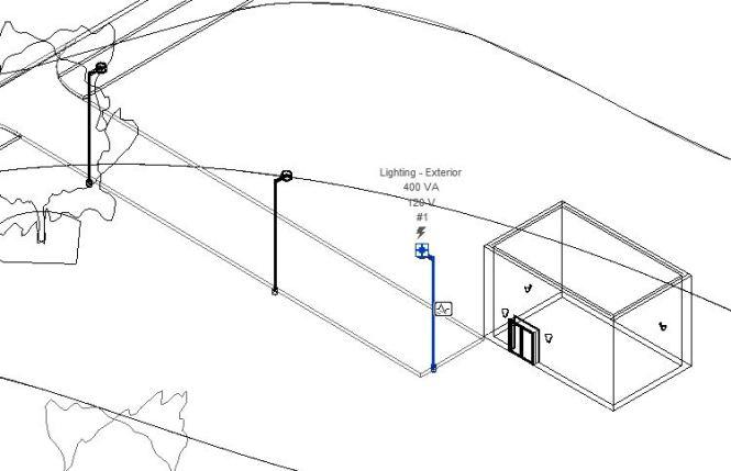 copy   monitor between site   electrical  u2013 landarchbim