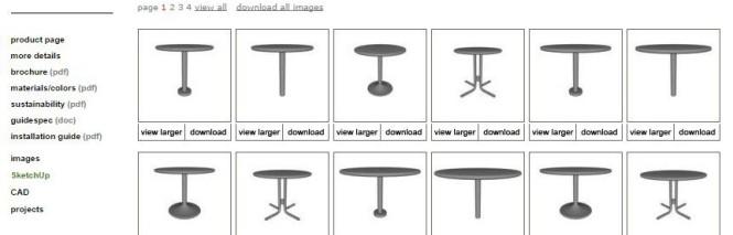 landscapeforms_table_sketchup