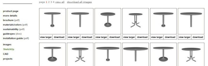 landscapeforms_table_sketchup
