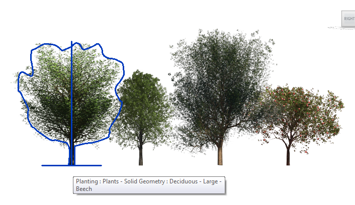 Planting Geometry: RPC and Solids – landarchBIM