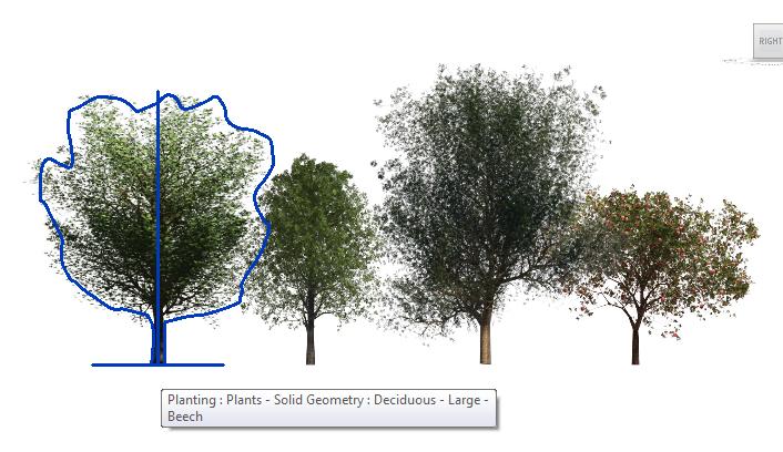 Revit Trees