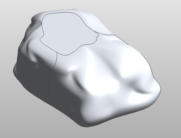 Free-Form Pebbles and Rocks – landarchBIM